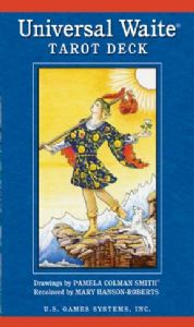 Universal Waite Tarot Cards (Standard) by Waite, Coleman Smith & Hanson-Roberts